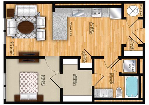 Edge A2 Floor Plan