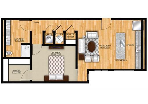 Edge A3 Floor Plan